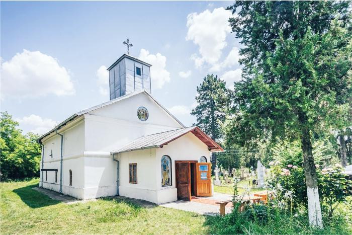 istoric Biserica Sf Voievozi